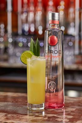 Vodka Cîroc Pink Grapefruit