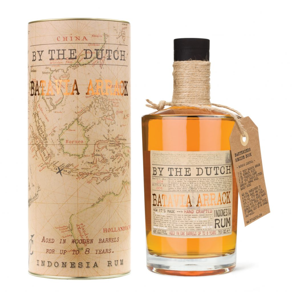 Rhum Batavia Arrack By The Dutch