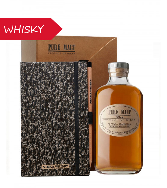 nikka-pure-malt-black-whisky-japonais